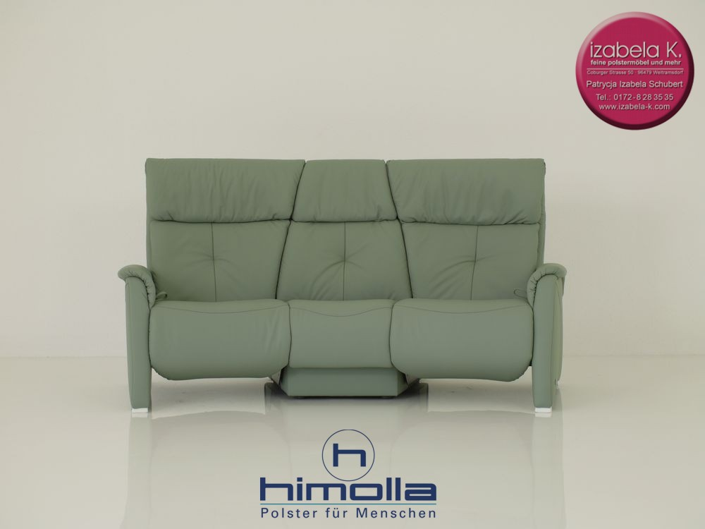 HIMOLLA Cumuly Trapez Sofa 4978 in Longlife Leder; UVP 3151 € by ...