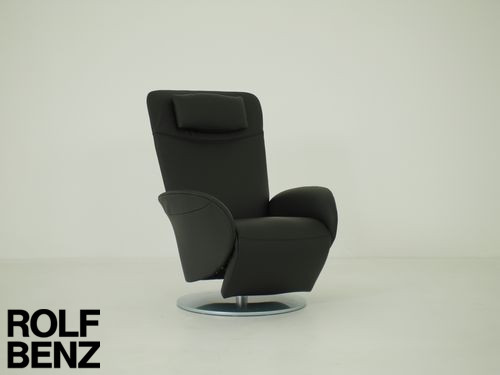 edler relax sessel lse 572 von rolf benz uvp 3160 ebay. Black Bedroom Furniture Sets. Home Design Ideas